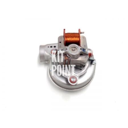Вентилятор (не оригинальный, производитель-Польша), FIME подходит для BOSCH Gaz 3000W,Therm 4000 / JUNKERS Euroline, Ceraclass