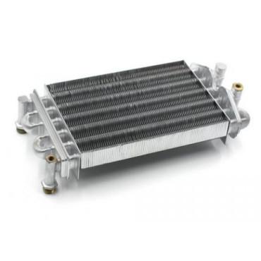Теплообменник битермический подходит для ARISTON TX/T2 998619
